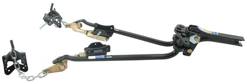 Strait Line Weight Distribution System W Sway Control