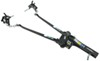 reese weight distribution hitch electric brake compatible system w shank - trunnion bar 10 000 lbs gtw 600 tw