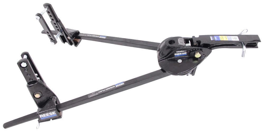 Ram 2500 Reese Steadi-Flex Weight Distribution System w ...