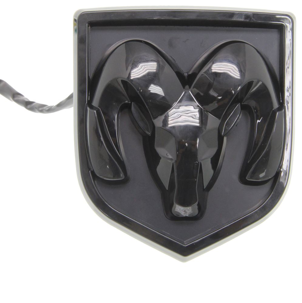 Ram Led Lighted Trailer Hitch Cover 1 1 4 Quot And 2