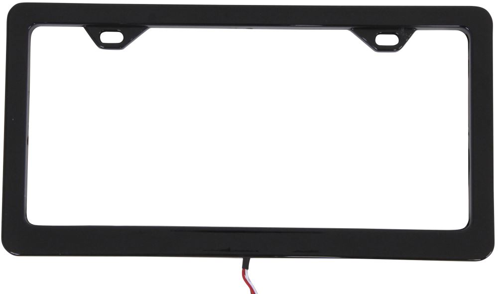 Led License Plate Frame - Proga | Info