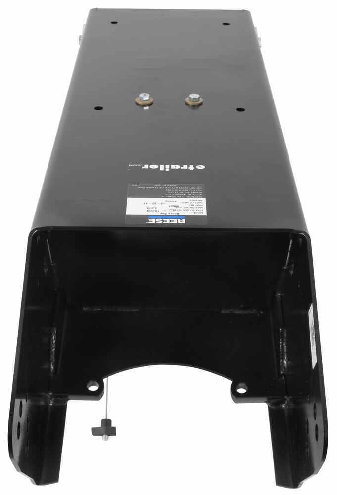 Fifth Wheel Adapter >> Reese Goose Box 5th-Wheel-to-Gooseneck Air Ride Coupler Adapter - Lippert 1716 - 16,000 lbs ...