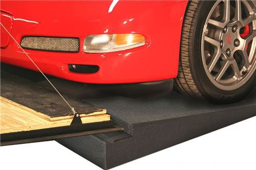 Race Ramps combo ramp helps you load your vehicle onto a trailers