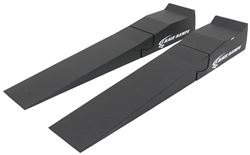 "Race Ramps 2-Stage Incline Ramps - 72"" Long - 8"" Lift - Qty 2"