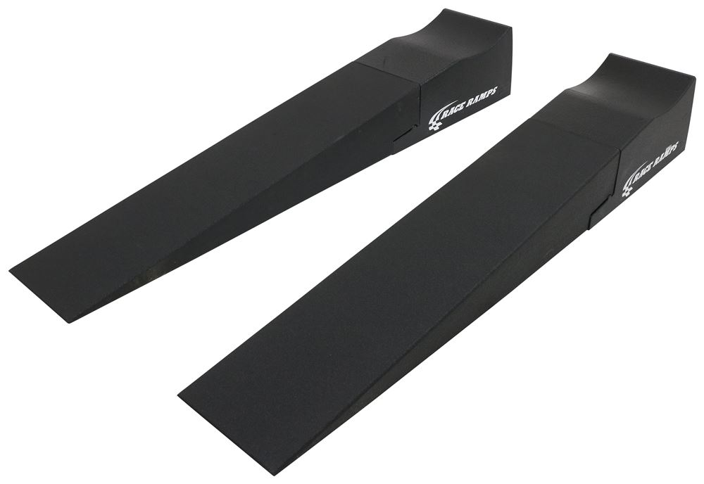 "Race Ramps Combo Ramps - Service, Display, and Load Assist - 10"" Lift - 80"" Long - Qty 2 80 Inch Long RR-80-10-2"