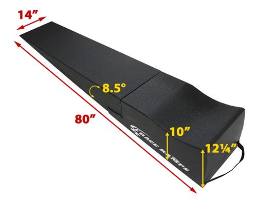 Race Ramps combo ramp off 10 inches of lift and three different modes