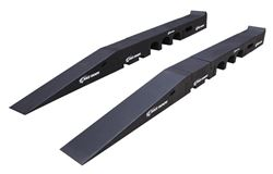 "Race Ramps Portable Pit Stop Ramps for Service and Display - 14"" Lift - Qty 2"