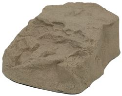 "Race Ramps Race Rocks for Vehicle Display - 2,500 lbs - 14"" Tall - Sandstone - Qty 1"