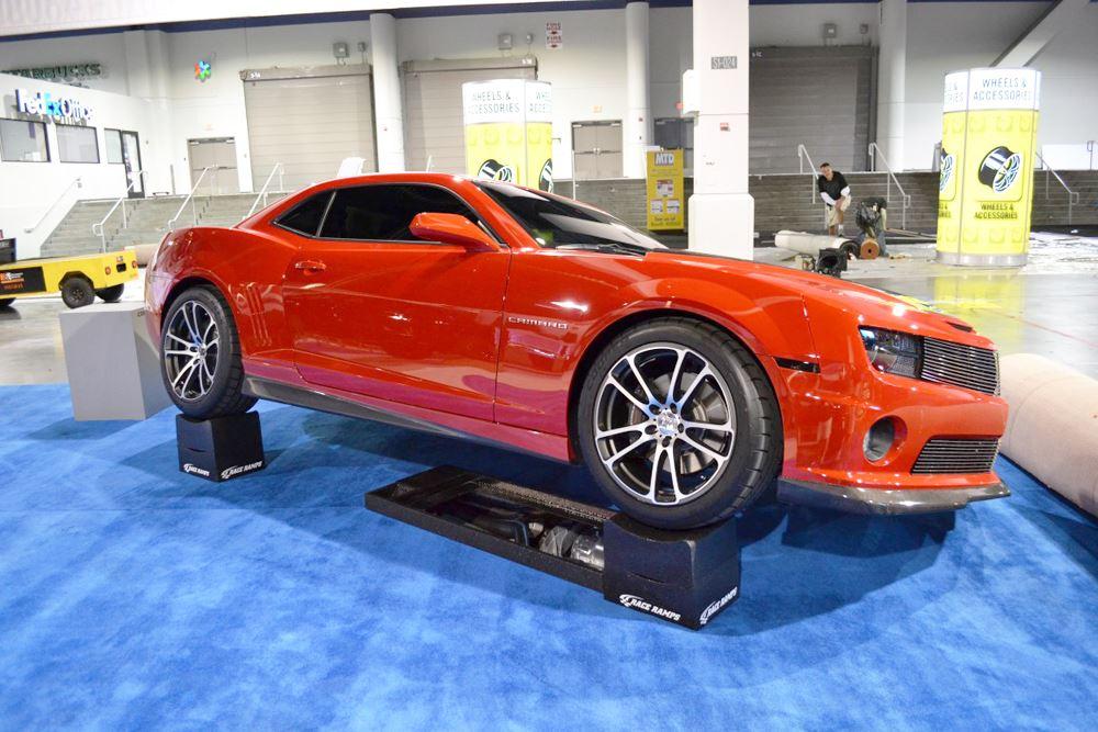 Race Ramps Display Car Rr Wc 12 2