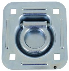 "Brophy D-Ring Tie Down Anchor - Bolt-On - 4-7/8"" Wide - Recessed Mount - 1,600 lbs"