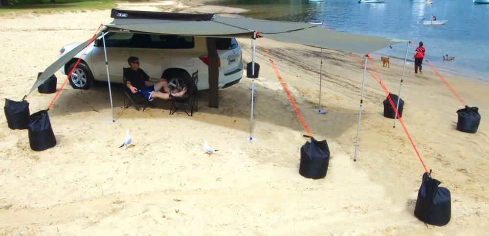 Sandbag Anchor Kit For Rhino Rack Foxwing Awning Rhino