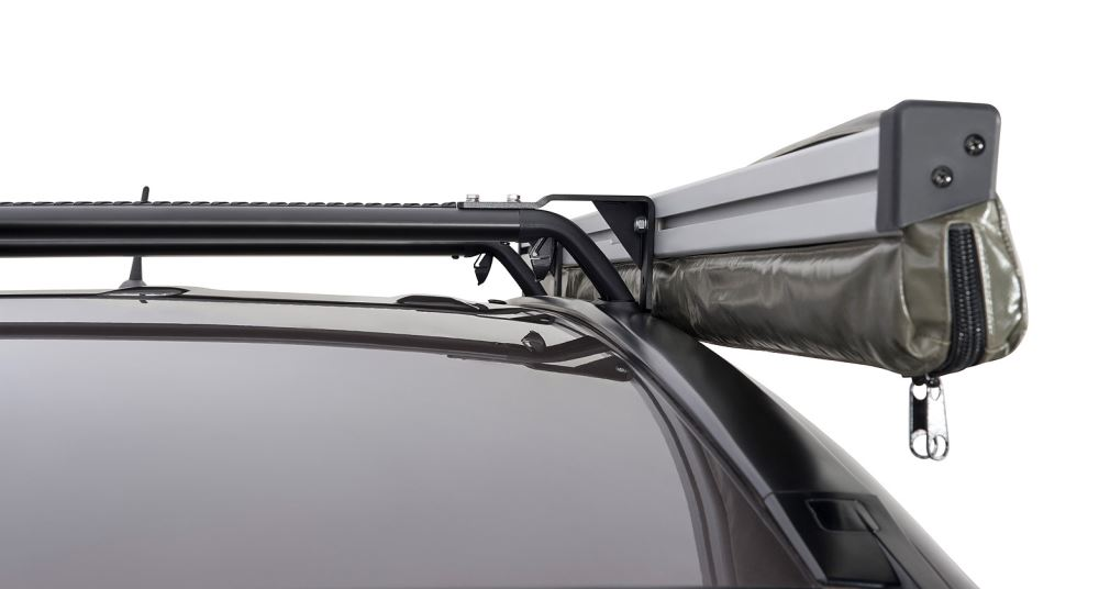 Angled Down Mounting Brackets For Rhino Rack Sunseeker