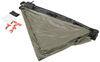 Rhino-Rack Batwing Awning - Roof Rack Mount - Bolt On - Passenger's Side - 118 Sq Ft Trucks/Vans/SUVs RR33200