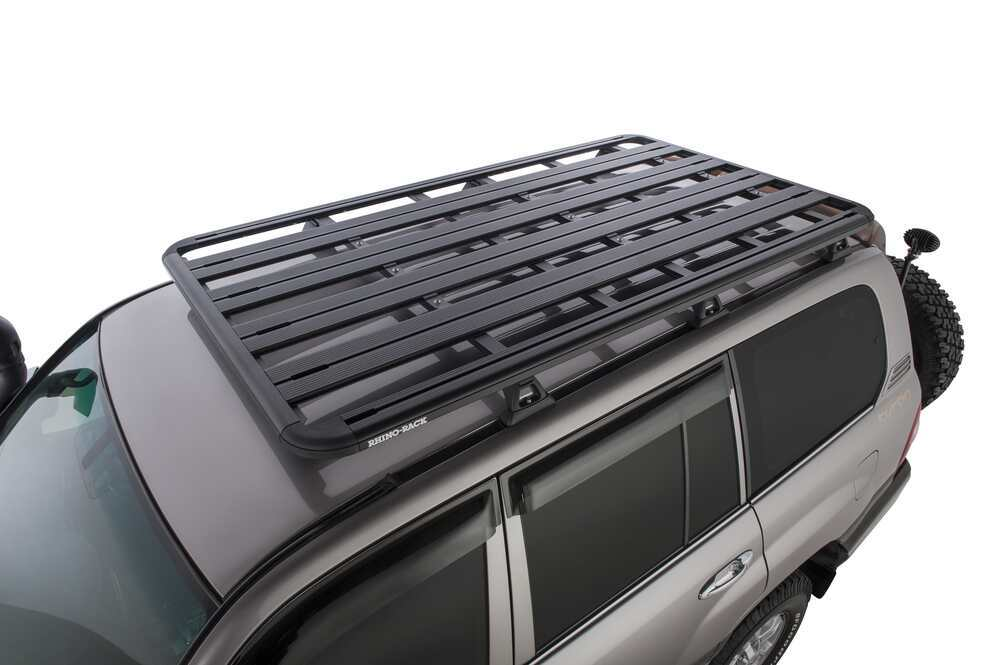 Rhino Rack Pioneer Platform Roof Tray Aluminum 84