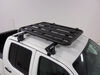 "Rhino-Rack Universal Pioneer Platform Rack for Crossbars - 48"" Long x 38"" Wide - Aluminum Short Length RR42114BF on 2016 Nissan Frontier"