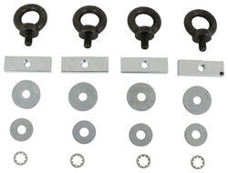 Eye Bolt Kit for Rhino-Rack Pioneer Platform Rack - Qty 4