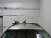 Rhino-Rack Nautic Roof Kayak Carrier w/ Tie-Downs - Side Loading - Clamp On Roof Mount Carrier RR570 on 2015 Subaru Outback Wagon