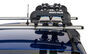 0  vehicle fishing rod holders rhino rack roof rhino-rack ski and carrier - locking 2 skis or 4 rods