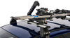 0  vehicle fishing rod holders rhino rack roof universal crossbar mount rhino-rack ski and carrier - locking 2 skis or 4 rods