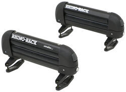 Rhino-Rack Ski and Fishing Rod Carrier - Locking - 2 Skis or 4 Fishing Rods