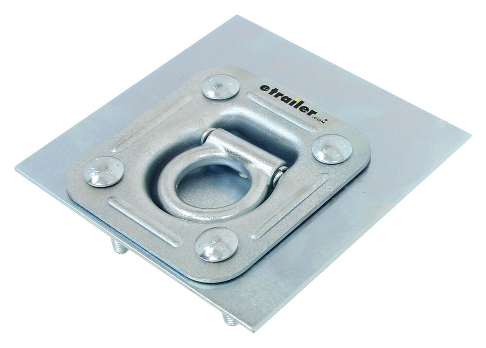 Brophy Recessed Trailer D Ring Tie Down
