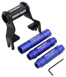 Rhino-Rack Multi Axle Adapter for Fork Mount Bike Racks - 12-mm, 15-mm, and  20-mm Thru Axles