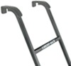Folding Ladder for Rhino-Rack Alloy Trays and Wire Mesh Baskets - 6' Long - 265 lbs Folding Ladder RRRFL
