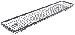 "Rhino-Rack Roof Cargo Basket for Aero-Style Crossbars - Steel Mesh - 87"" x 18"""