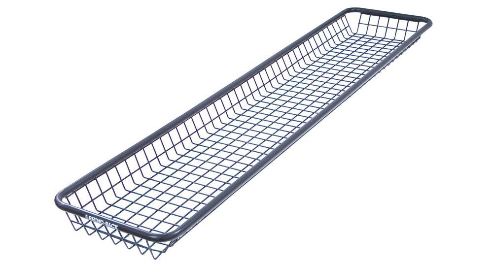 Rhino Rack Roof Cargo Basket Steel Mesh 87 Quot X 18