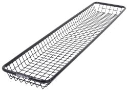 "Rhino-Rack Roof Cargo Basket - Steel Mesh - 87"" x 18"""