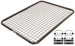 "Rhino-Rack Roof Cargo Tray for Aero-Style Crossbars - Steel Mesh - 49"" x 37"""