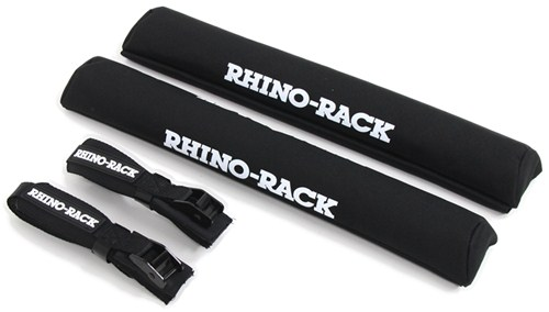 Rhino Rack Sup And Surfboard Pads W Tie Downs For