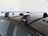 Rhino Rack Crossbars - RRVA118S-2 on 2014 Chevrolet Sonic