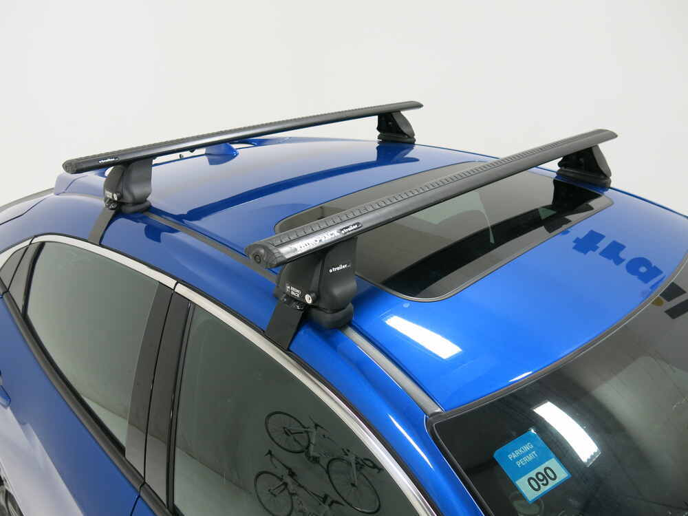 2015 honda civic rhino rack vortex aero crossbars. Black Bedroom Furniture Sets. Home Design Ideas