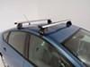 Rhino Rack 2 Bars Roof Rack - RRVA126S-2 on 2006 Toyota Prius