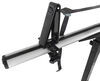 rhino rack bed extender steel rhino-rack t-load hitch mounted load assist and support bar for 2 inch hitches - 49 long