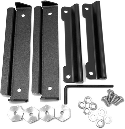 Track Adapters For Rhino Rack Gutter Mount Roof Rack Legs