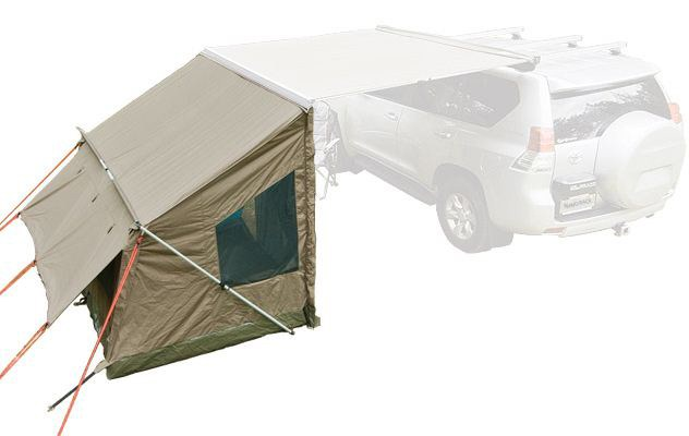 Tagalong tent for rhino rack foxwing dome or sunseeker for Gazebo plegable easy