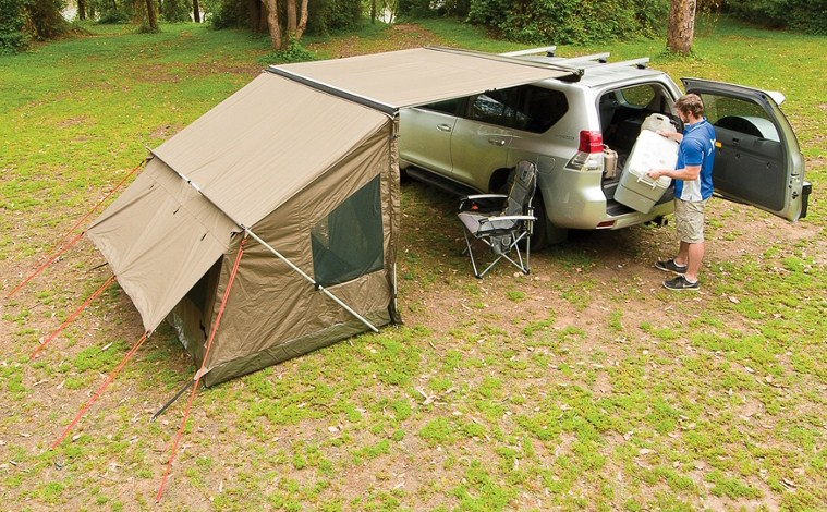 Tagalong Tent For Rhino Rack Foxwing Or Sunseeker Ii