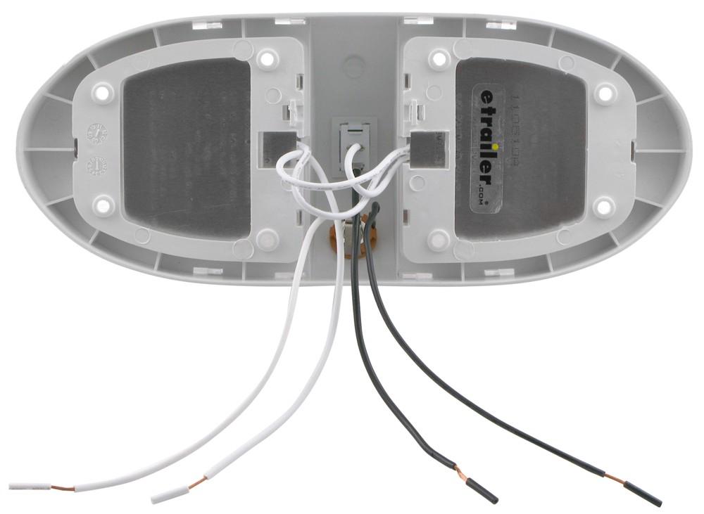 Rv Light Fixtures Interior Rv Cargo Race Trailer Interior Led Ceiling Light Fixture 12v 60