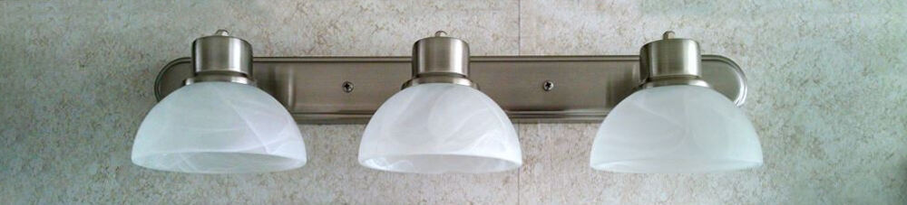 RV Vanity Light