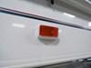 Optronics RV Porch and Utility Light - Rectangular - Amber Lens White RVPL1A