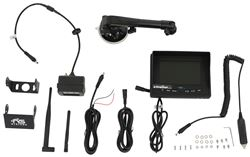 "Rear View Safety Wireless Backup Camera System - 5"" Single Screen Display"