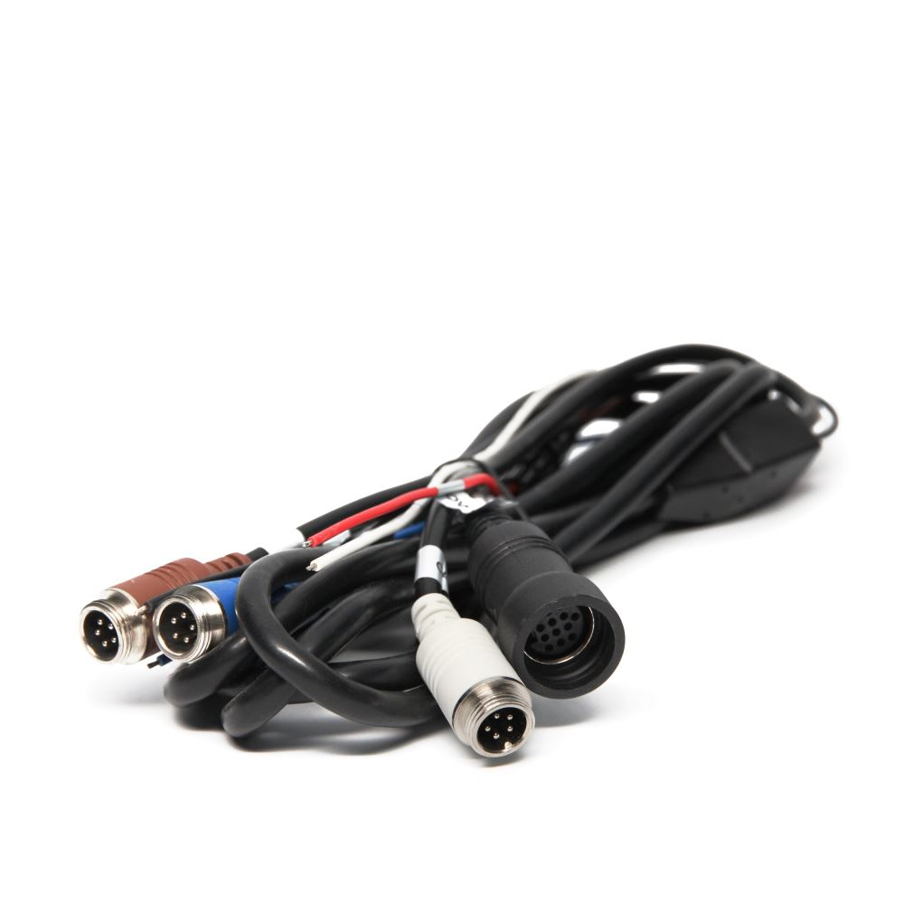 Accessories and Parts RVS-503 - Power Harness - Rear View Safety Inc