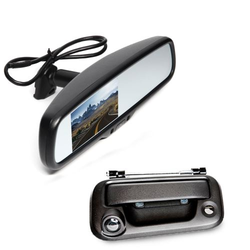 4fa9a281b9e Rear View Safety Backup Camera System for Ford F-150 and F-250 Pickup Trucks