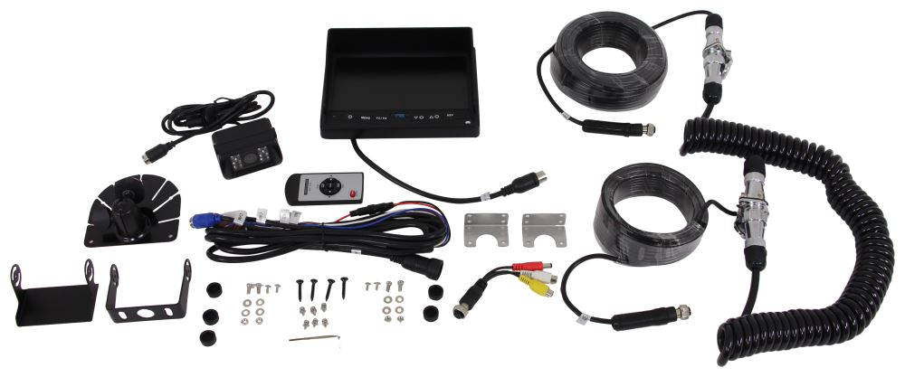 Rear View Safety Inc Hardwired Backup Cameras and Alarms - RVS-770613-213