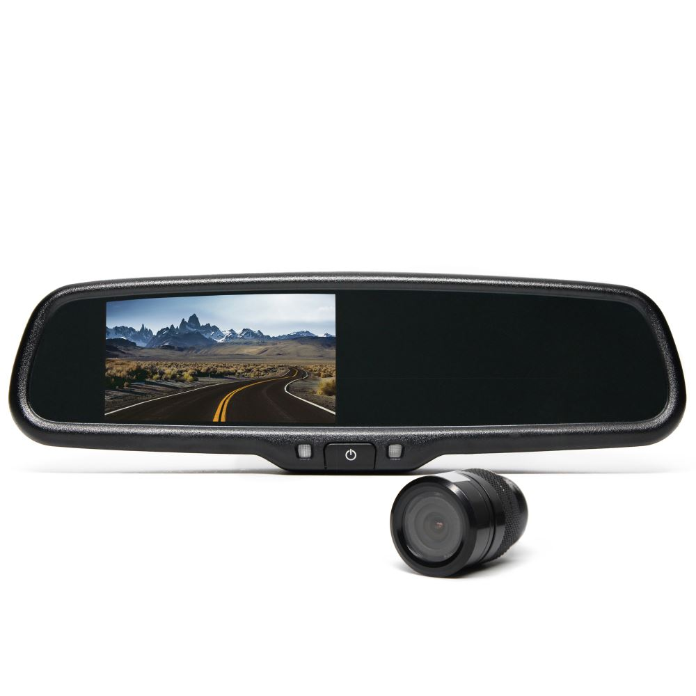 Rear View Safety Backup Camera System Mirror With