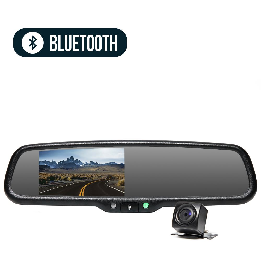 Rear View Safety G Series Backup Camera System Bluetooth