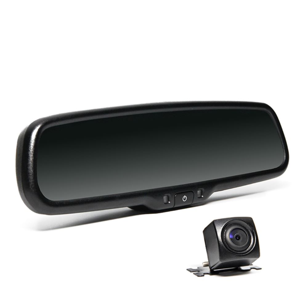 Rear View Safety G Series Backup Camera System Compass