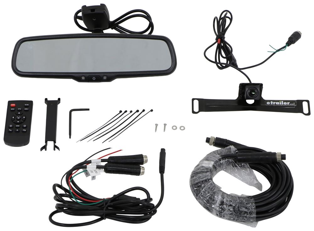Rear View Safety Inc Backup Camera Systems - RVS-778718N